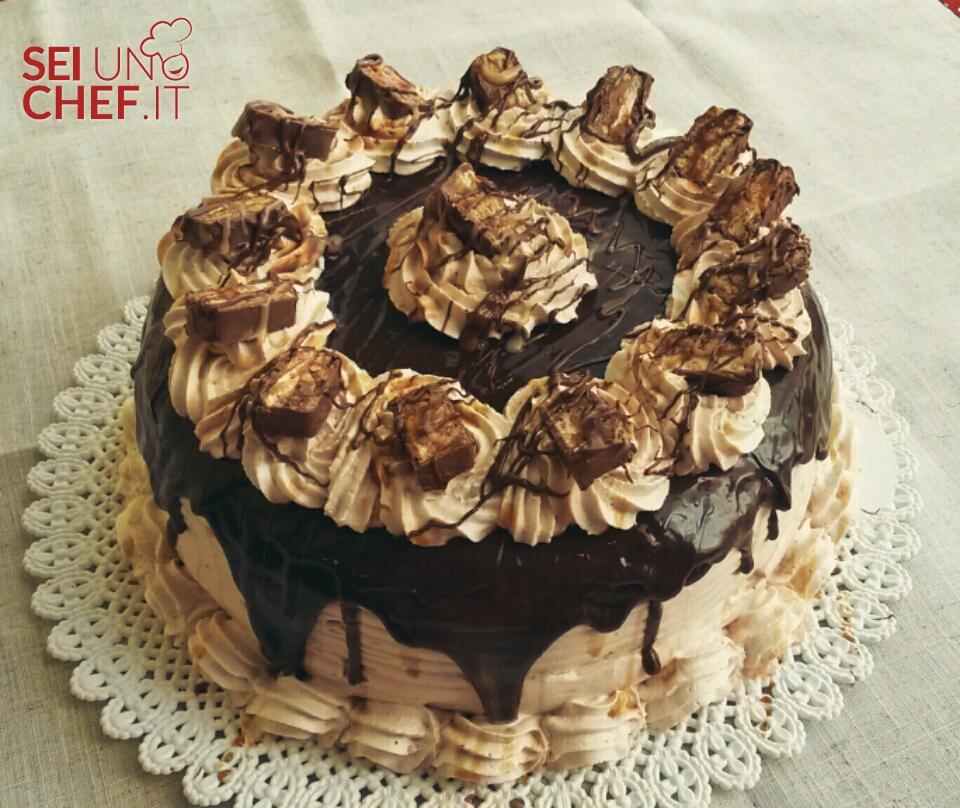 abbastanza Snickers cake US02